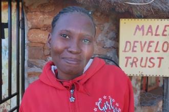 Mateke Rakojoana - Project Coordinator and Scholarship Officer