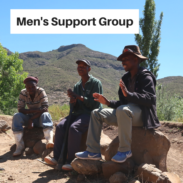 Men's Support Group